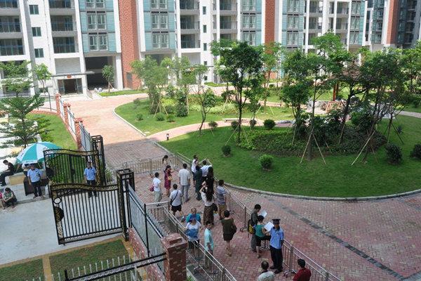 深圳安居房申請流程