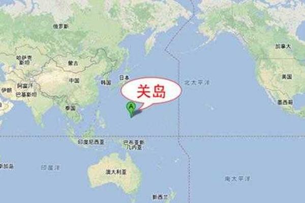 关岛是哪个国家的 关岛在哪里